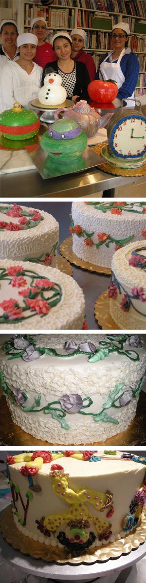 Cake Art Academy : Career Tech Ed Beginners Baking and Cake Art