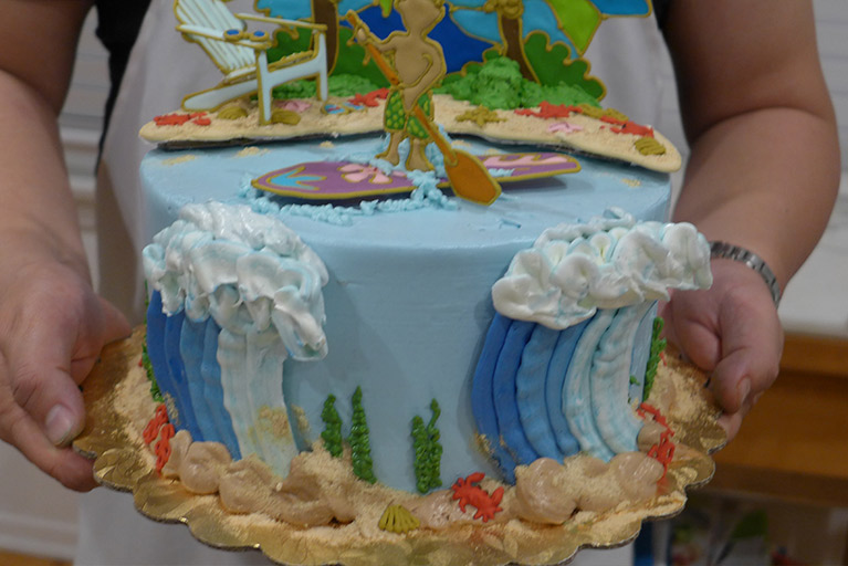 Cake Decorating Career career tech ed beginners - baking and cake art academy