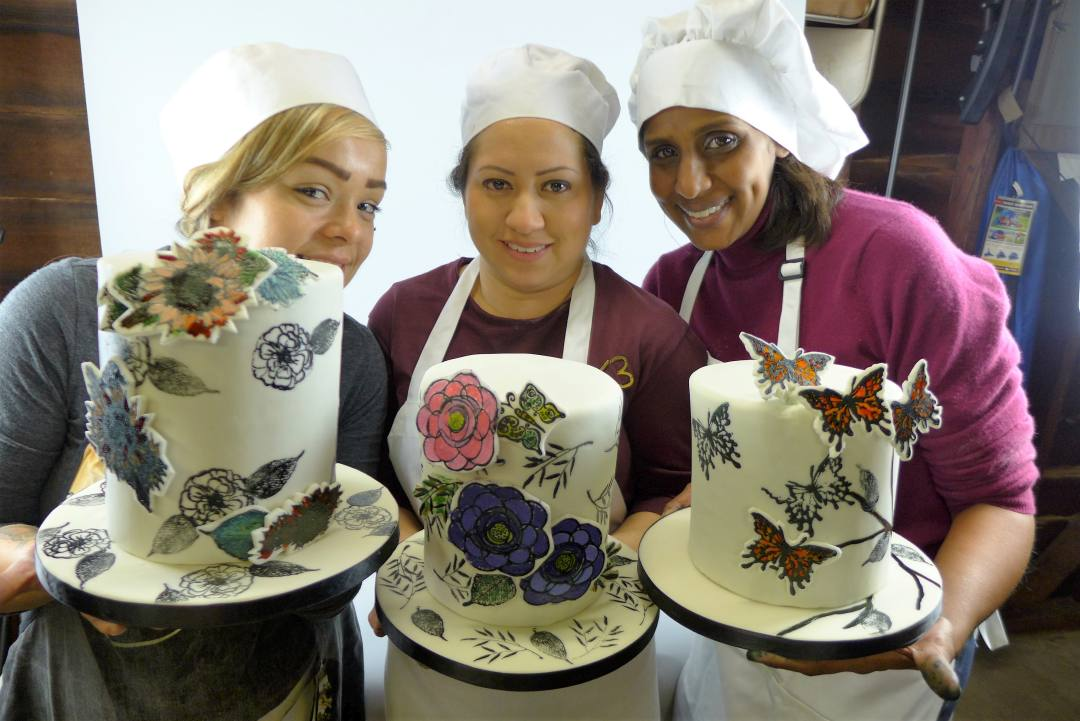 Cake Art Academy Kennesaw : Adult and Professional Classes and Workshops - Baking and ...