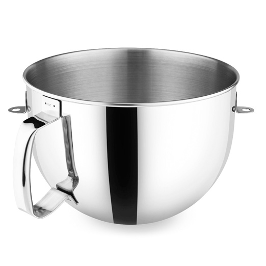 6-quart stainless Kitchen Aid Mixer Bowl