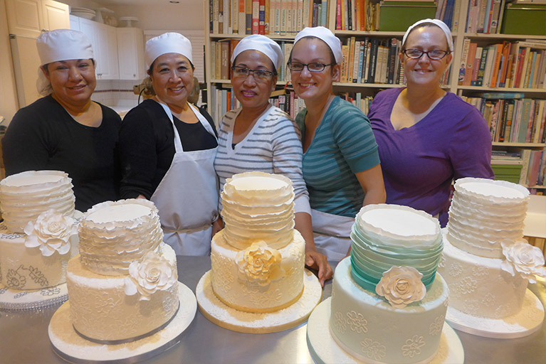 Home Baking And Cake Art Academy