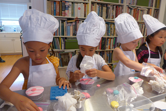 Cake Making Training Classes : Kids  Camps and Classes Baking and Cake Art