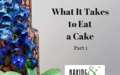 What It Takes To Eat A Cake